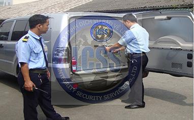 Dịch vụ bảo vệ áp tải vận chuyển