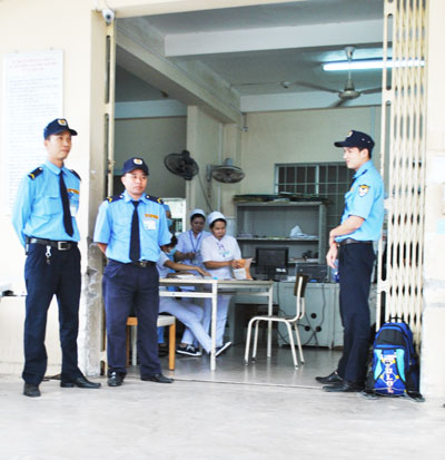 Bảo vệ an ninh bệnh viện uy tín
