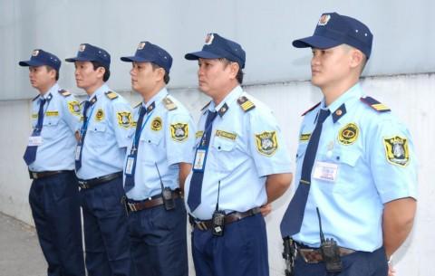 Dịch vụ bảo vệ uy tín tại quận 10