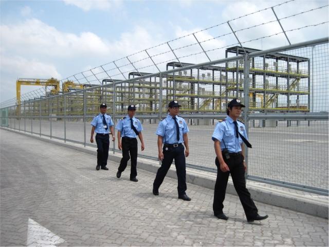dịch vụ bảo vệ công trình xây dựng uy tín đảm bảo