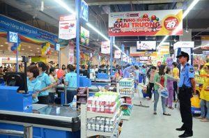 Dịch vụ bảo vệ cho siêu thị chất lượng