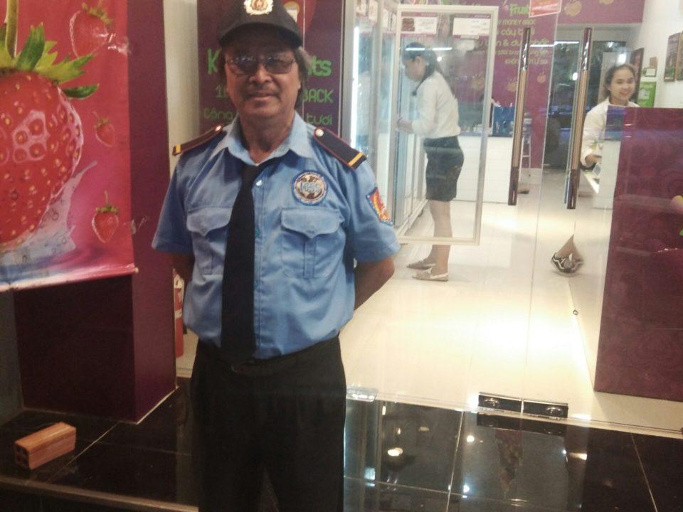 Dịch vụ bảo vệ chuyên nghiệp tại quảng ngãi