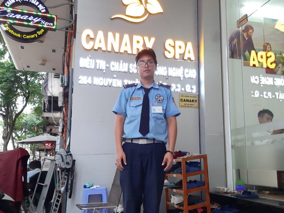 Công ty tnhh dịch vụ bảo vệ an toàn i.s.p
