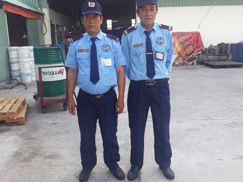Công ty tnhh dịch vụ bảo vệ international mr security