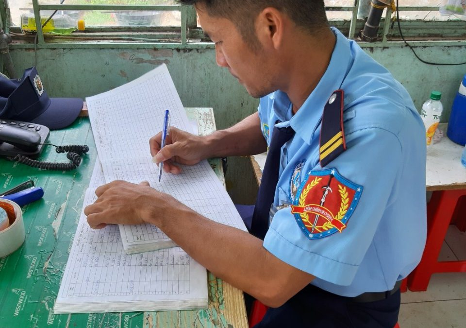 Dịch vụ bảo vệ chuyên nghiệp tại Tân Bình
