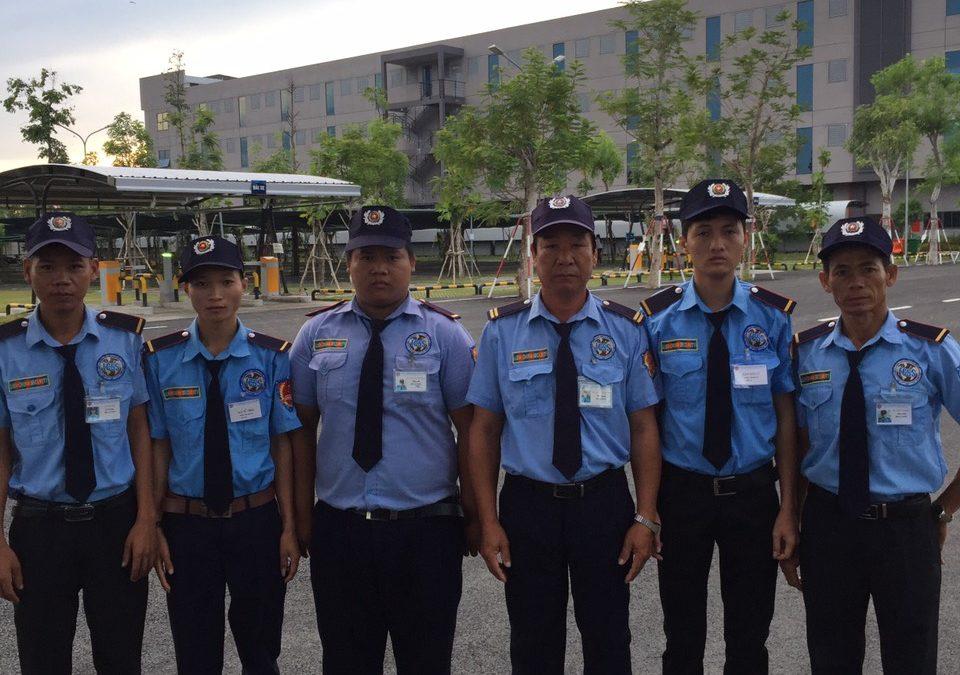 Dịch vụ bảo vệ uy tín tại Thái Bình