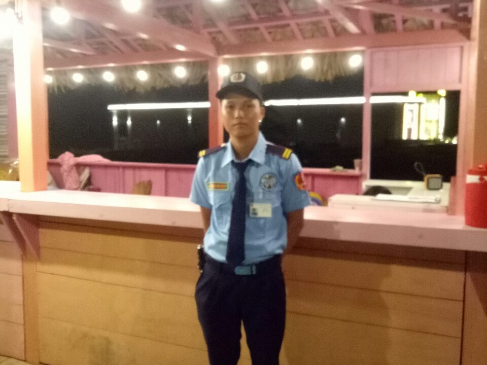 Tuyển nhân viên bảo vệ ban đêm