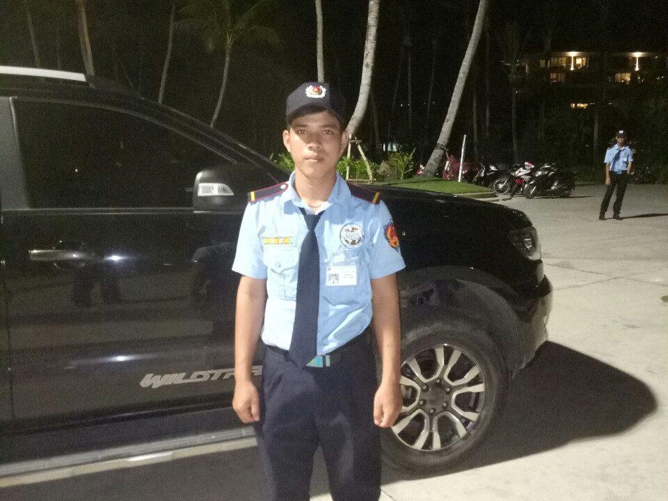 Tuyển nhân viên bảo vệ tại royal city