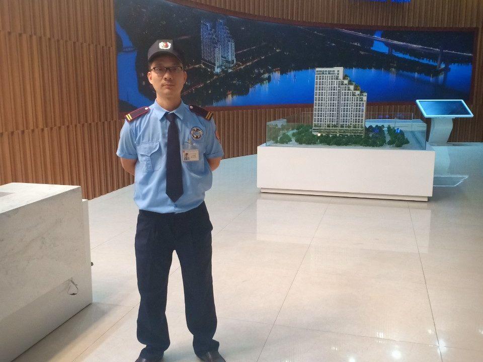 Tuyển nhân viên bảo vệ khách sạn