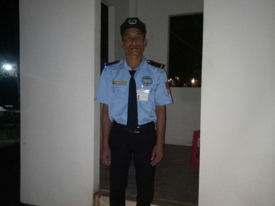 Tuyển nhân viên bảo vệ nội bộ