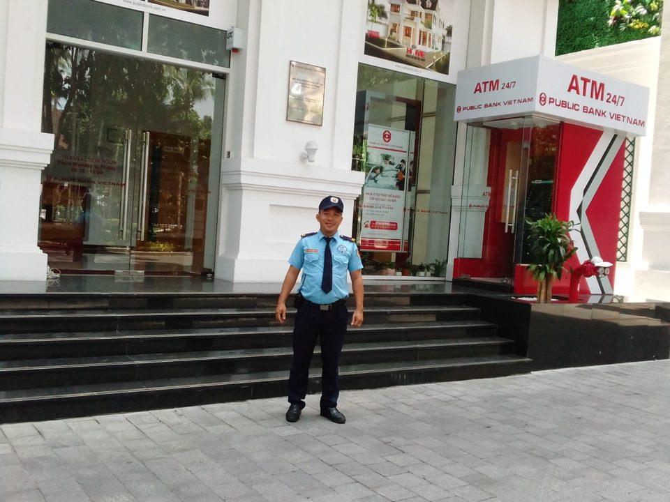 Dịch vụ bảo vệ tại Vĩnh Long