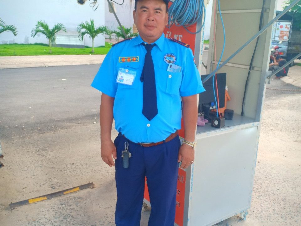 Dịch vụ bảo vệ tại Bình Phước