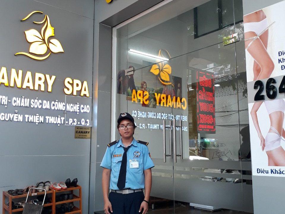 Dịch vụ bảo vệ tại Sóc Trăng