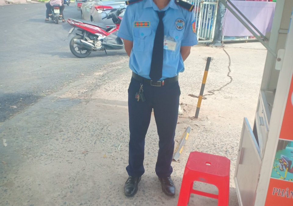 Tuyển dụng nhân viên bảo vệ