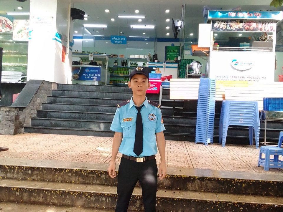 Dịch vụ bảo vệ tại Ninh Thuận