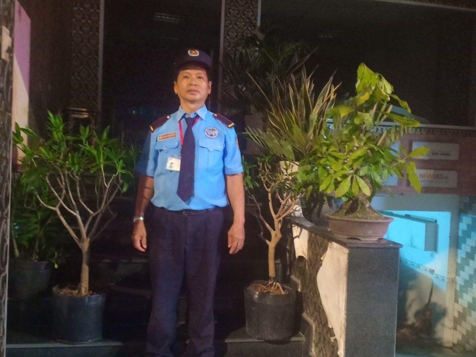 Dịch vụ bảo vệ tại Tp Hồ Chí Minh