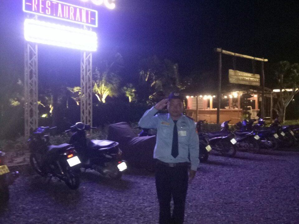 Dịch vụ bảo vệ tại Nha Trang