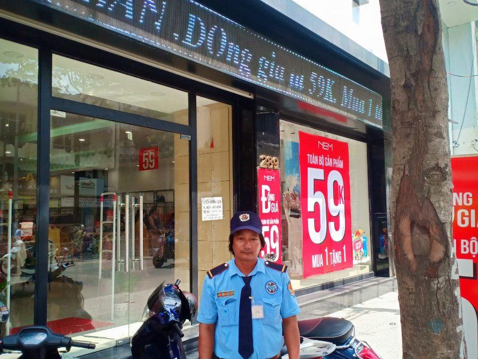 Dịch vụ bảo vệ ở quận Tân Bình