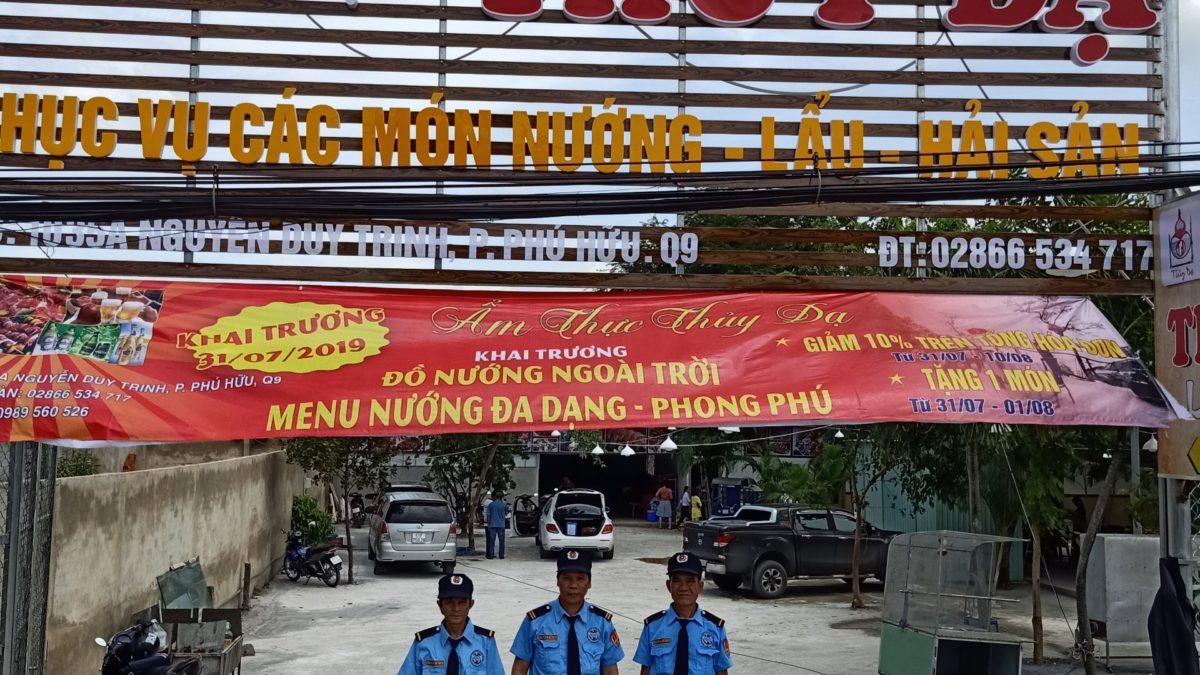 Dịch vụ bảo vệ tại Quảng Trị