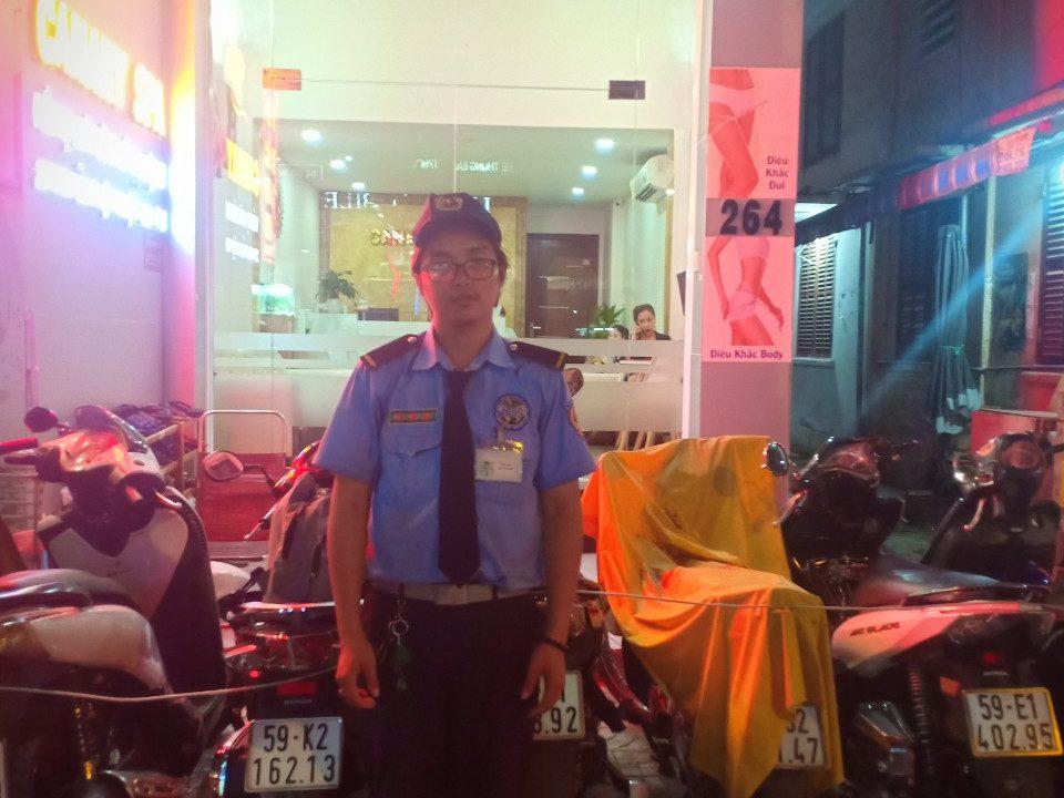 Dịch vụ bảo vệ tại Quảng Ngãi
