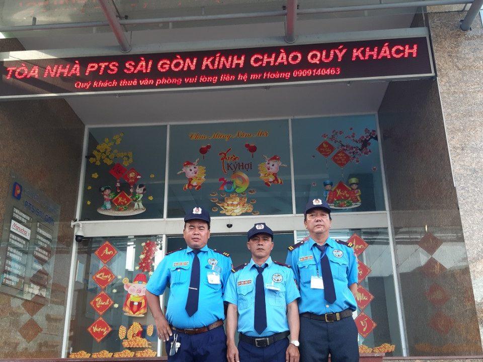 Dịch vụ bảo vệ tại Ninh Bình