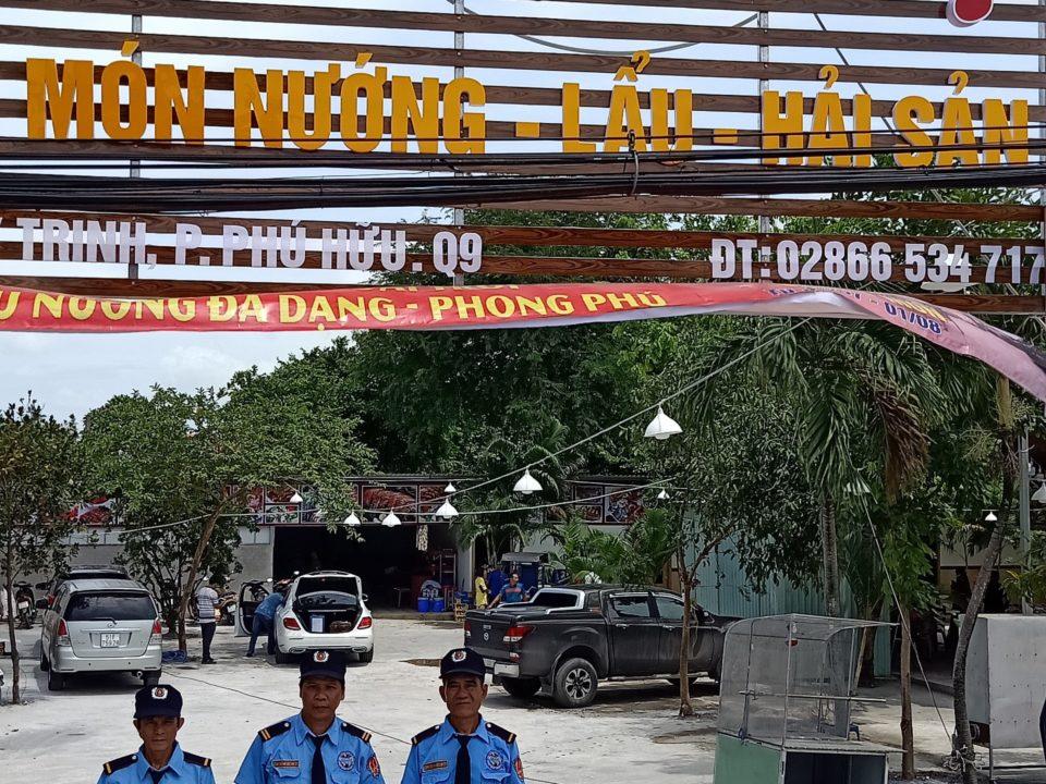 Dịch vụ bảo vệ tại Hà Nam