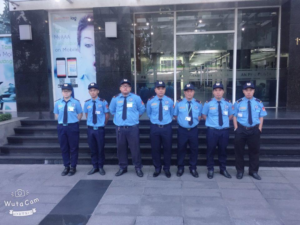 Dịch vụ bảo vệ giá rẻ tại Phú Quốc