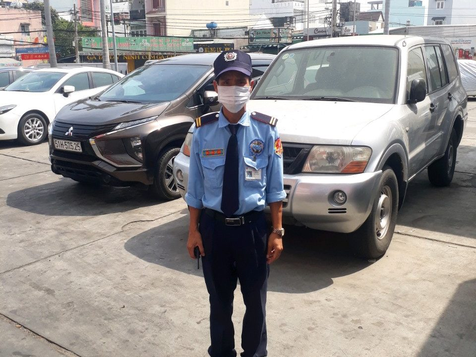 Dịch vụ bảo vệ cho khách hàng an toàn